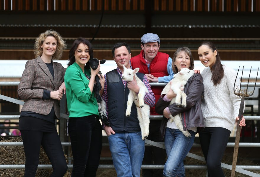 find out more about In Production: Series 3 'Big Week on the Farm'