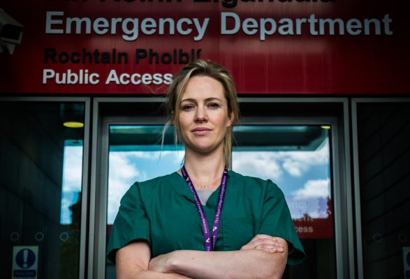 find out more about Trauma airs on RTÉ Two