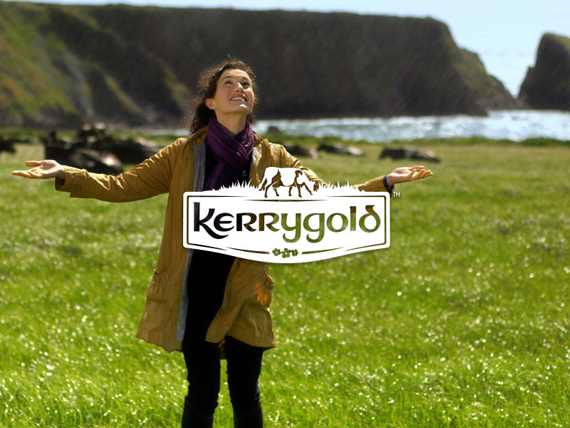 Kerrygold Celebrating Rain